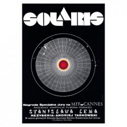 Solaris, postcard by...