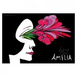 Amelia 1, postcard by...