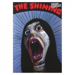 The Shining, postcard by...