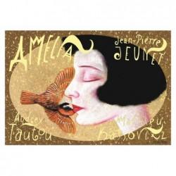 Amelia 2, postcard by...