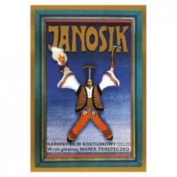 Janosik, postcard by...