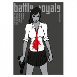 Battle Royale, pocztówka,...