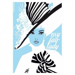 My Fair Lady, postcard by...