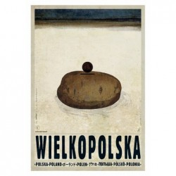 Wielkopolska, postcard by...