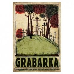 Pocztówka Grabarka, Ryszard...