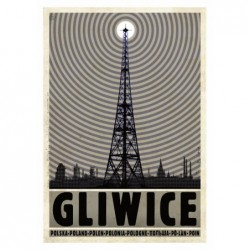 Gliwice, postcard by...