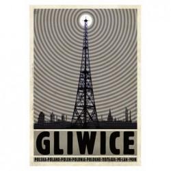 Pocztówka Gliwice, Ryszard...