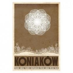 Koniaków, postcard by...