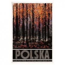Pocztówka Polska z...