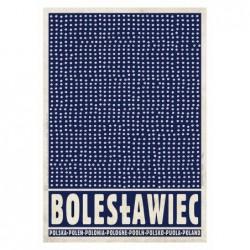 Bolesławiec, postcard by...