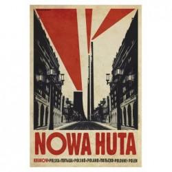 Nowa Huta, pocztówka,...