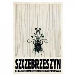 Szczebrzeszyn, postcard by...