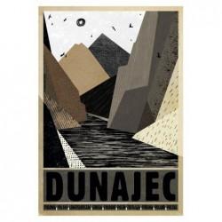 Dunajec, pocztówka, Ryszard...