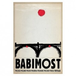 Babimost, postcard by...