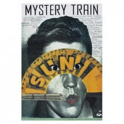 Mystery Train, postcard by...