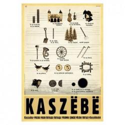 Kaszebe Kaszuby, pocztówka,...
