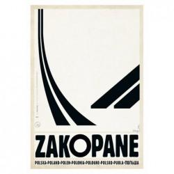 Zakopane, postcard by...