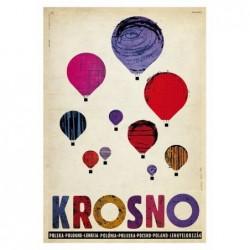 Krosno, postcard by Ryszard...