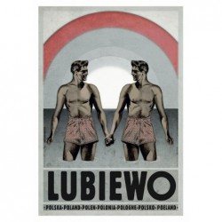 Lubiewo, postcard by...