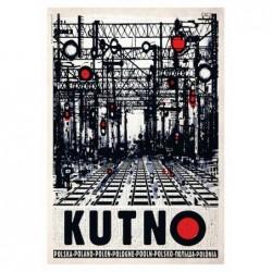 Kutno, postcard by Ryszard...