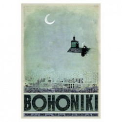 Bohoniki, postcard by Kaja...