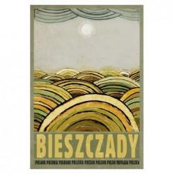 Bieszczady, postcard by...