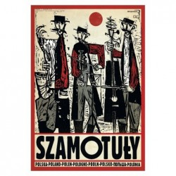 Szamotuły, postcard by...