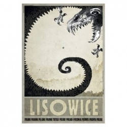 Lisowice, postcard by...