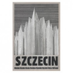 Szczecin, pocztówka,...