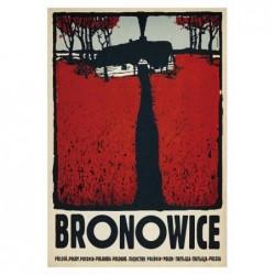 Bronowice, postcard by...