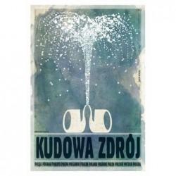 Kudowa Zdrój, postcard by...