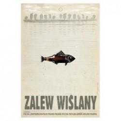 Zalew Wislany, pocztówka,...