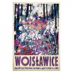 Wojsławice, postcard by...