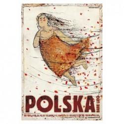 Polska Babie Lato, postcard...