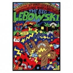 Big Lebowski, pocztówka,...