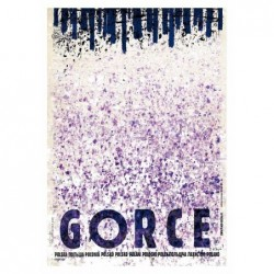 Gorce, postcard by Ryszard...