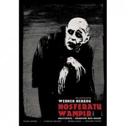 Wampir Nosferatu, postcard...