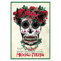 Mexico Fiesta, postcard by...