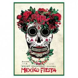 Mexico Fiesta, postcard by...