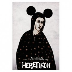 Heretikon, postcard by...