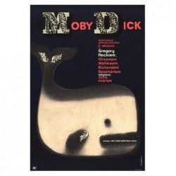 Pocztówka Moby Dick, Wiktor...