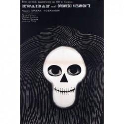 Kwaidan, postcard by Wiktor...