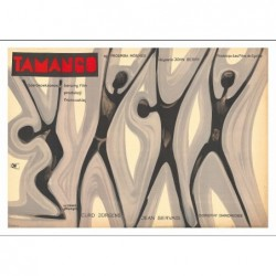Tamango, postcard by Wiktor...