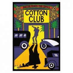 Cotton Club, postcard by...