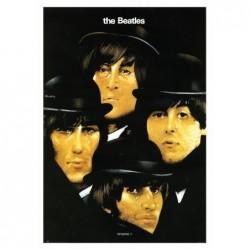 The Beatles, pocztówka,...