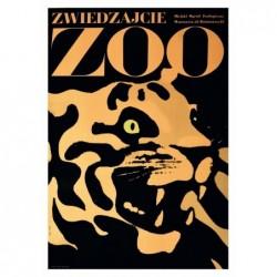 Zwiedzajcie Zoo, pocztówka,...