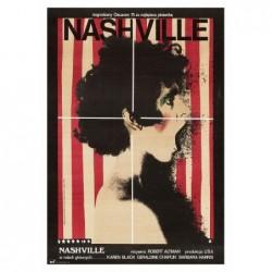 Nashville, postcard by...