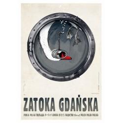 Pocztówka Zatoka Gdańska,...
