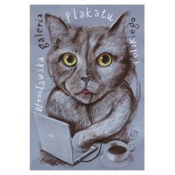 Poster gallery: cat with a...