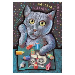 Poster gallery: cat with...